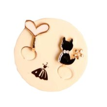 Lovely Small Ear Clips for Kids/Adults Useful Dress Accesorry