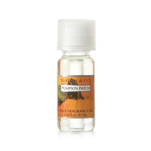Slatkin & Co. Pumpkin Patch Home Fragrance Oil (The Perfect Autumn Pumpkin Home