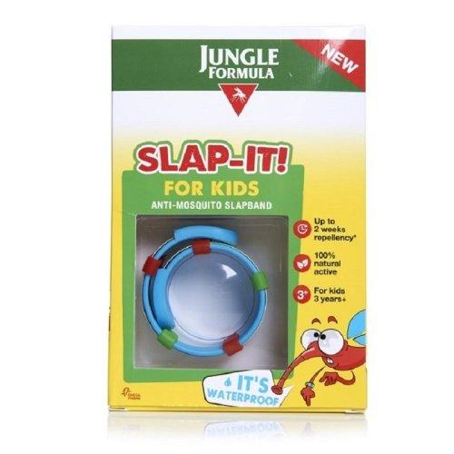 Jungle Formula Slap-It For Kids Anti-Mosquito Slapband