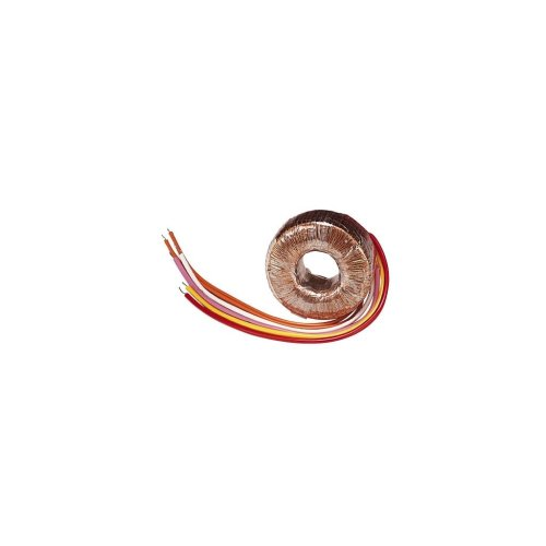 High Quality Toroidal Transformer - Outputs (V ac) 0-6, 0-6
