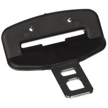 Black Seat Belt Alarm Stopper - Lampa Adapter Zitto Beep Safety -  lampa belt seat adapter alarm stopper zitto beepstopper safety