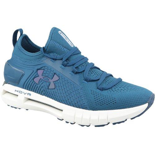 Under Arrmour Hovr Phantom SE 3021587-400 Mens Blue running shoes