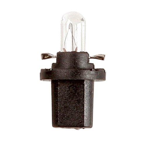 Miniature Bulbs - 12V 1.2W B8.5D - Panel (Black Base) - 5mm
