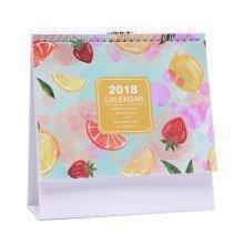 Creative Desktop Ornaments Desk Calendar October 2017 - December 2018