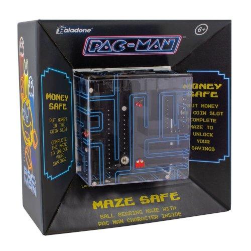 Pac Man Maze Safe