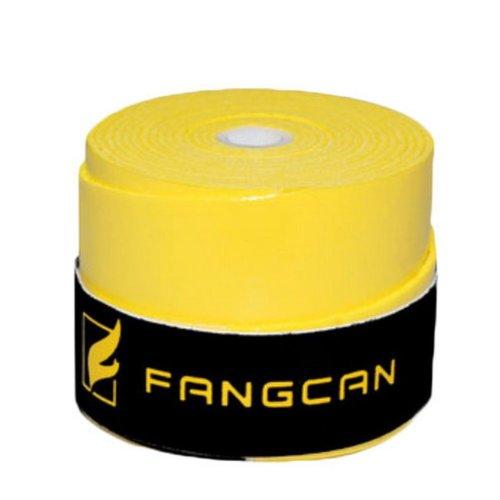 Badminton Crank Handle - Tennis, Badminton Hand Gel  Sticky Coating--- Yellow