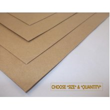"""Gasket Paper sealing oil and water resistant marine 10"""" X 10"""" X 0.4mm. 10 Sheets"""