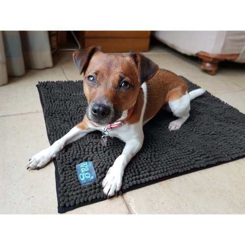 Henry Wag Microfibre Noodle Pet floor or dog bed Mat