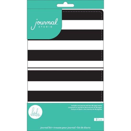 American Crafts Journal Studio Kit-Stripe By Heidi Swapp