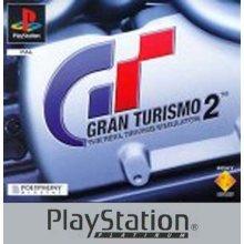 Sony Playstation - Gran Turismo 2 Platinum (PS)