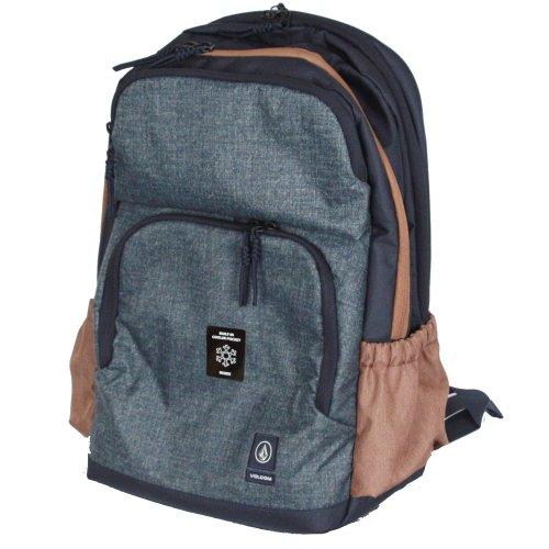 Volcom Backpack ~ Roamer blue