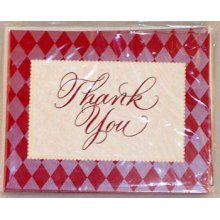 40th Thank you Cards