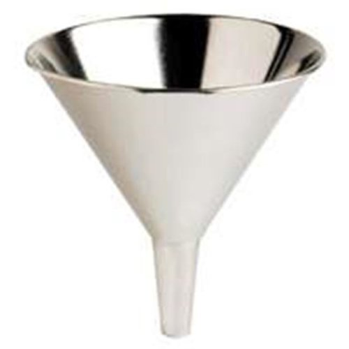 Plews Edelman 75-009 10 Oz. Tin Coated Funnel