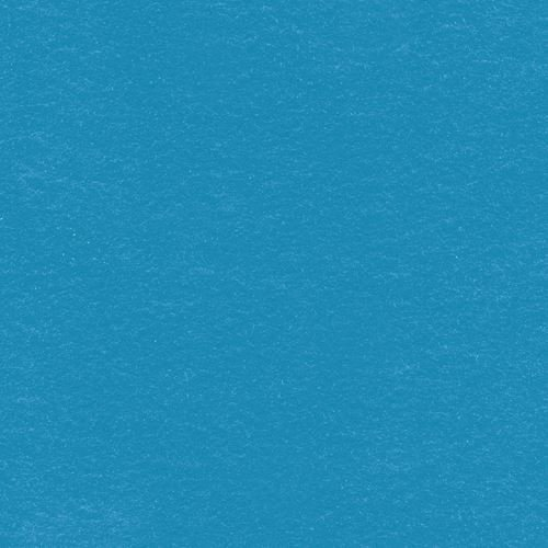 "Kunin Rainbow Eco Felt Sheet - 12"" x 9"" ( 30cm x 23cm ) - 100% Polyester - Brilliant Blue"