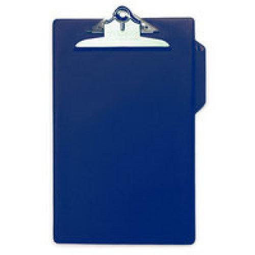 Rapesco Heavy Duty Clipboard Blue clipboard