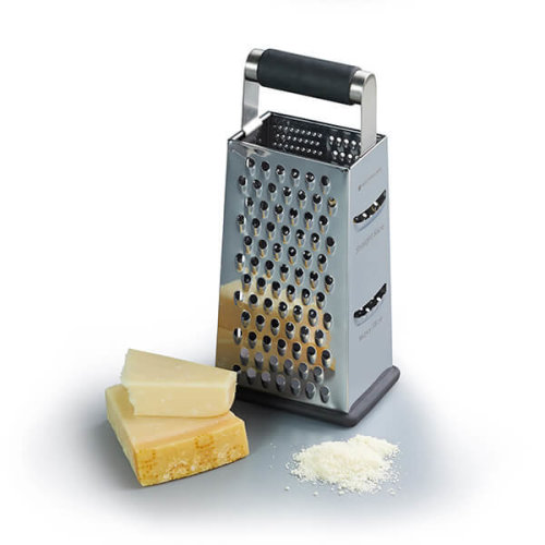 MasterClass Box Grater with Measurements