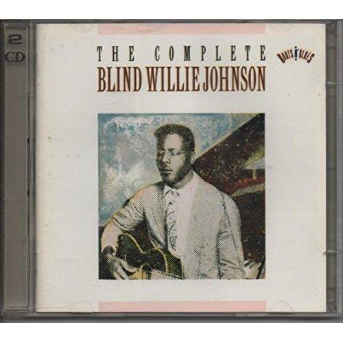 The Complete Blind Willie Johnson 2 CD SET