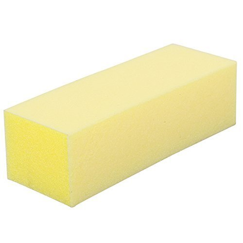 For Pro 220220 Grit Pedicure Block Yellow 500 Count