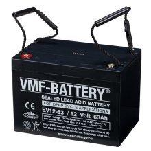 VMF AGM Deep Cycle EV Battery 12 V 63 Ah EV12-63