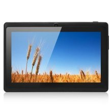 JINYJIA E-SHOP 7 Inch Android Google Tablet PC 4.2.2 8GB 512MB DDR3 A23 Dual Core Camera Capacitive Screen 1.5GHz WIFI Black