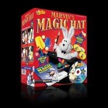 Marvin's Amazing Magic Rabbit and Top Hat - PLUS DVD!