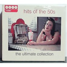 Hits Of The 50S - The Ultimate Collection 4CD Set