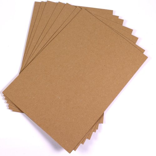 A4 Recycled Kraft Paper 100gsm 20 sheets