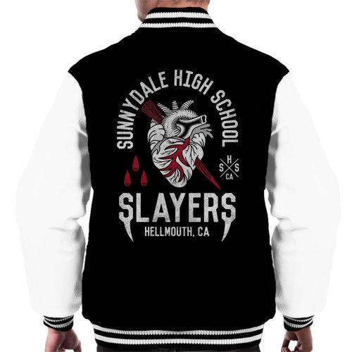 Sunnydale High School Buffy The Vampire Slayer Men's Varsity Jacket