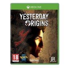 Yesterday Origins Microsoft Xbox One Game