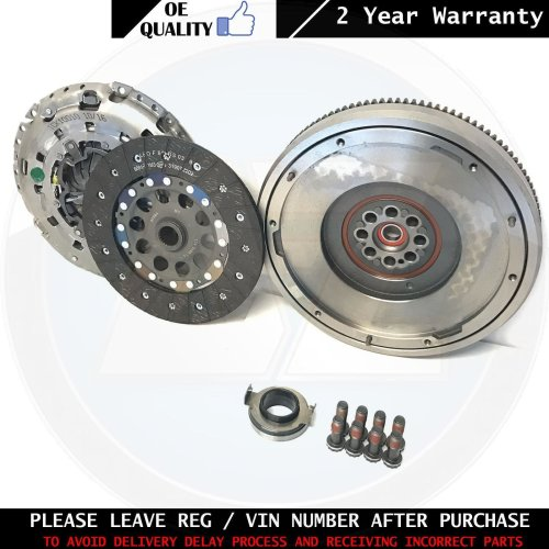 FOR BMW 118d 120d 320d 520d DUAL TO SOLID MASS FLYWHEEL CLUTCH KIT CONVERSION
