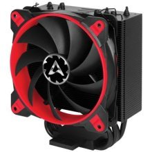 ARCTIC Freezer 33 TR - Tower CPU Cooler for AMD Ryzen, Threadripper, sTR4 I Silent 3-Phase-Motor and wide range of regulation 200 to 1800 RPM - Red