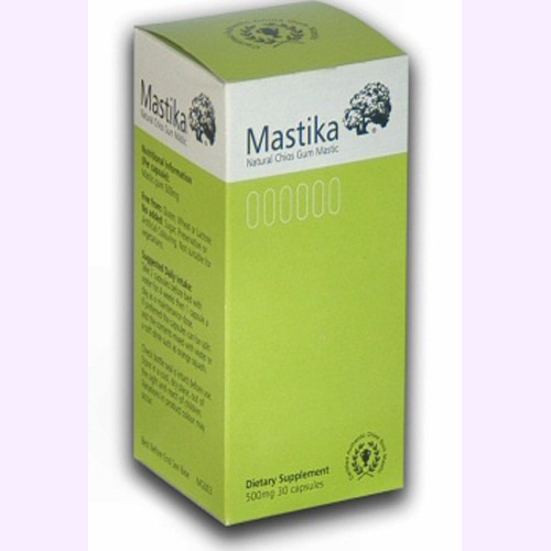 Natrahealth Mastika Gum 500mg 30 Capsules