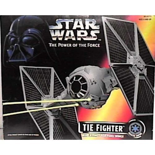 Star Wars: Power of the Force > Tie Fighter Vehicle