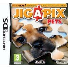 Jigapix: Pets (Nintendo DS)