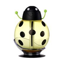 Cute Humidifier Mini USB Humidifier Car Air Purifier Air Humidifier ladybug 260m