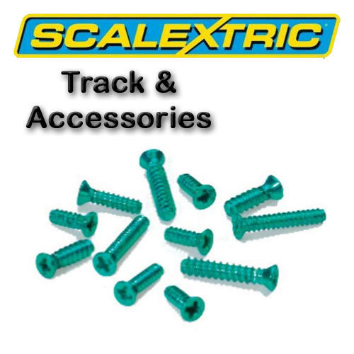 Scalextric Accessories - Body Screws Pk36 Assorted