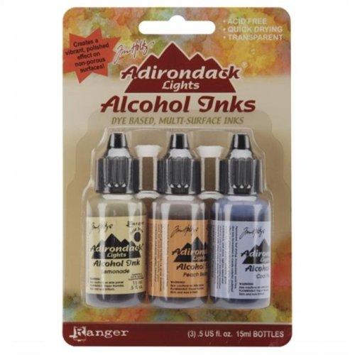 Ranger TAK-L-25948 Adirondack Lights Alcohol Ink .5 Ounce 3/Pkg