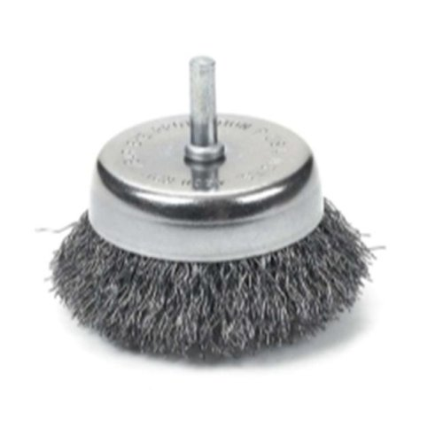 KD Tools KDT2314 2-.50 in. Crimped Wire Cup Brush