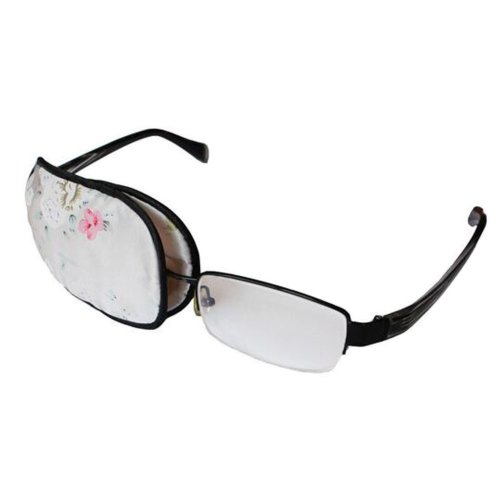 Treat Lazy Eye Amblyopia And Strabismus for Glasses Eye Patch For Children