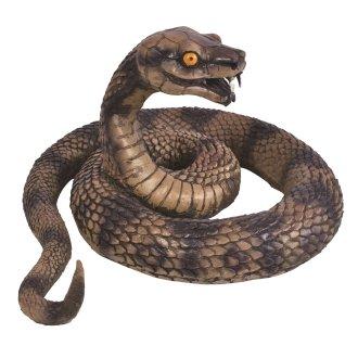 Bristol Novelty Fake Coiled Snake