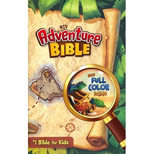 NIV Adventure Bible Hardback (New International Version)