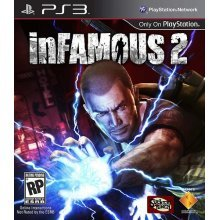 Ps3 - Infamous 2 / Game