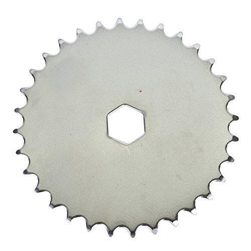 Sunlite Mini Hex 1 Piece Chainring 1 8 32T