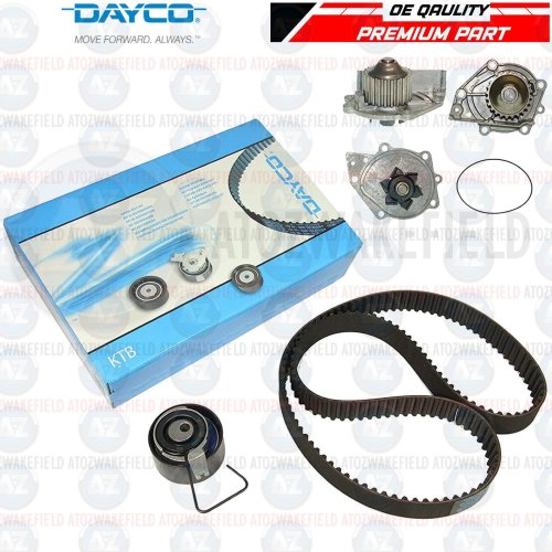 FOR MGF 1.8i 16V 1995-2002 TIMING CAM BELT TENSIONER WATER PUMP GASKET KIT