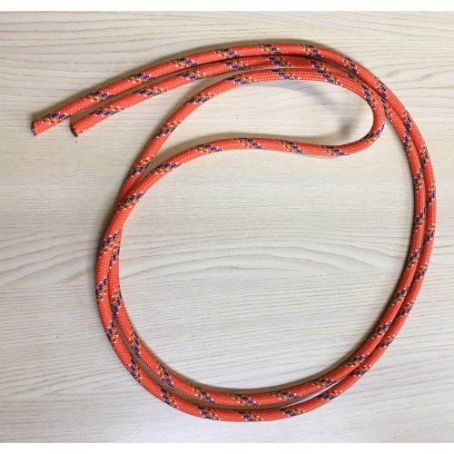 Kent & Cleal Rainbow Orange Skipping Rope 1.82mtr (6ft)