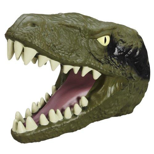 Jurassic Park Chomping Dino Raptor Head Toy Figure