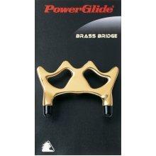Brass Cue Snooker Bridge Rest - Powerglide -  brass powerglide bridge cue
