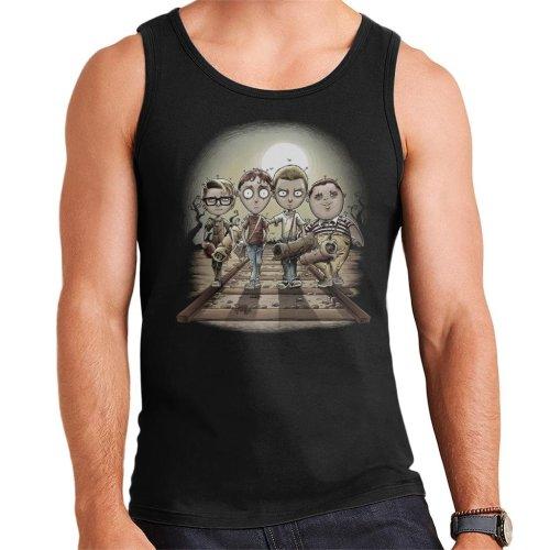 Stand By Me Railroad Men's Vest