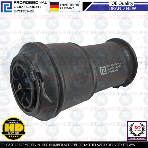 For Citroen C4 Grand Picasso I 1.6 16V THP 2.0 06-18 Rear Air Suspension Spring