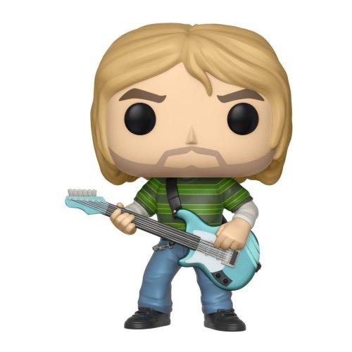 Funko POP! Rocks: Kurt Cobain - Stylized Vinyl Figure + Protector